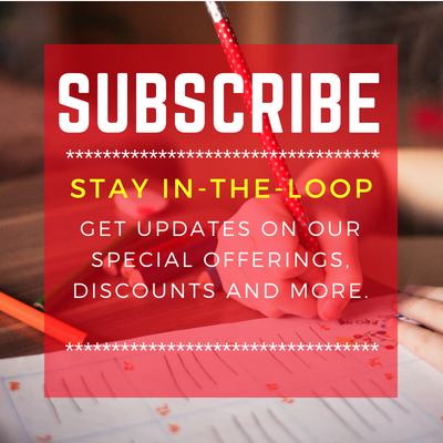 Stay in the loop. Subscribe.